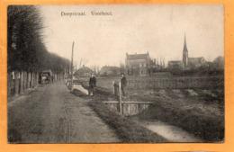 Voorhout Netherlands 1908 Postcard - Sonstige