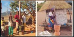 °°° GF670 - MALAWI - MULI BWANJI - 2007 With Stamps °°° - Malawi