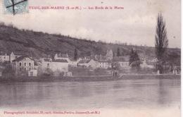 NANTEUIL SUR MARNE - France