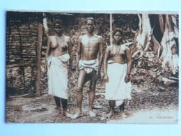 CPA Indochine - Famille Moïs - Viêt-Nam