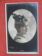 RPPC Bresil  Small Stones Added   Ref 3629 - Entertainers