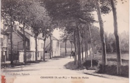 CHAUMES(ARBRE) - France