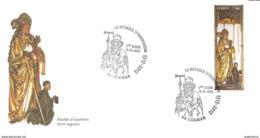 FRANCIA - 2012 COLMAR Le Retable D'Issenheim (S. ANTONIO ABATE) - Christentum