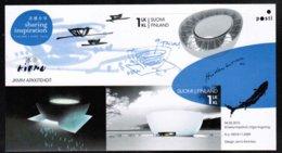 2010 Finland Miniature Sheet EXPO 2010 Kirnu MNH **. - Finland