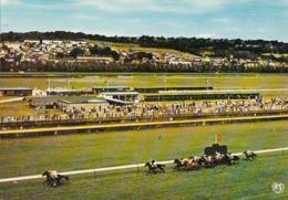FRANCE - Deauville - La Plage Fleurie - Le Champ De Courses - Deauville