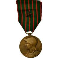 France, Aux Défenseurs De La Patrie, Médaille, 1870-1871, Non Circulé - Militares