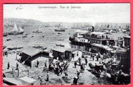 CONSTANTINOPE - Vue De Sirkédje - Turquie