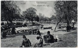 CONSTANTINOPE - Eaux Douces D'Europe - Turquie