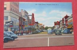Falls Street Drug Store Movie Theatre  Niagara Falls New York >> Ref 3629 - Autres