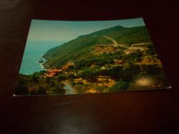 B735  Porto Ercole Zona Residenziale Viaggiata Lievi Imperfezioni Angoli - Italia
