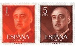 Ref. 114529 * MNH * - SPAIN. 1960. GENERAL FRANCO . GENERAL FRANCO - 1951-60 Unused Stamps