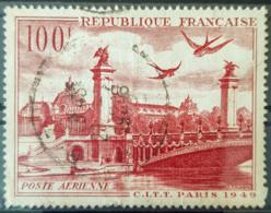 FRANCE 1949 - Canceled - YT PA 28 - 1927-1959 Oblitérés