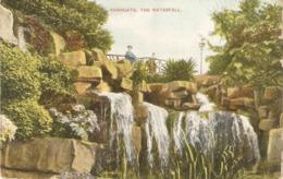 """Ramsgate. The Waterfall""  Tuck View Series PC # 4768 - Tuck, Raphael"