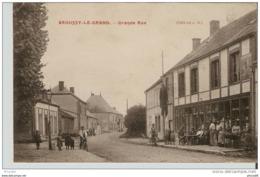 BROUSSY LE GRAND : Grande Rue  .............. AJ-325 - Francia