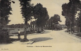 """CPA FRANCE 45 """"Puiseaux, Rte De Malesherbes"""" - Puiseaux"""