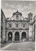 W4745 Cagliari - Chiesa Di San Michele - Facciata - Auto Cars Voitures / Viaggiata 1956 - Cagliari