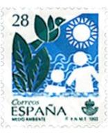 Ref. 85436 * MNH * - SPAIN. 1993. PUBLIC SERVICES . SERVICIOS PUBLICOS - Environment & Climate Protection
