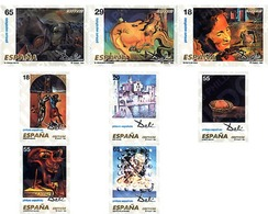 Ref. 85654 * MNH * - SPAIN. 1994. SPANISH PAINTING. SALVADOR DALI . PINTURA ESPAÑOLA. SALVADOR DALI - Arte