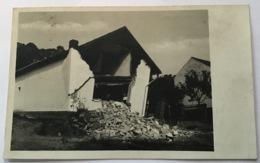 KATASTROFA DNEBOH Earthquake?(Münchengrätz Böhmen)ppc(Ak Czech Republik CZ Tschechien Erdbeben C.p Tremblement De Terre - Tschechische Republik