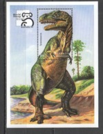 F1084 GRENADA GRENADINES ANIMALS DINOSAURS AUSTRALIA 99 EXPO 1BL MNH - Stamps