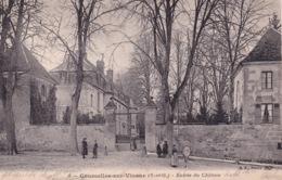 COURCELLES SUR VIOSNE(ARBRE) - France