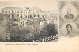 Portugal - Açores - Ponta Delgada - Lembrança De Visita A Ponta Delgada - Açores