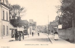 14 . N° 103294 .courseulles Sur Mer .rue De La Mer . - Courseulles-sur-Mer