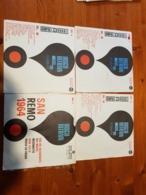 8 Pz Edizioni Musicali RCA Italia Disco Refrain - Disco, Pop