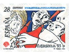 Ref. 117268 * MNH * - SPAIN. 1993. COMPOSTELA 93 . COMPOSTELA 93 - 1991-00 Unused Stamps