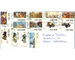 Ref. 273529 * MNH * - SPAIN. 2003. VINTAGE CARS . COCHES CLASICOS - 2001-10 Storia Postale