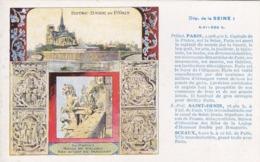 Seine-et-Marne - Notre-Dame-de-Paris - Le Chevet - France