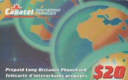 Canada - Canatel $20 - Canada