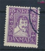 Dänemark 137 Gestempelt 1924 Dänische Post (9342962 - 1913-47 (Christian X)