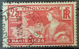 FRANCE 1924 - Canceled - YT 184 -25c - Gebraucht