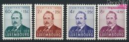 Luxemburg 501-504 (kompl.Ausg.) Postfrisch 1952 Caritas (9256394 - Luxemburg