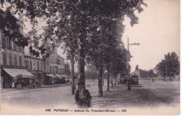 PUTEAUX(TRAMWAY) ARBRE - Puteaux
