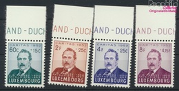 Luxemburg 501-504 (kompl.Ausg.) Postfrisch 1952 Caritas (9256400 - Luxemburg