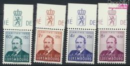 Luxemburg 501-504 (kompl.Ausg.) Postfrisch 1952 Caritas (9256401 - Luxemburg