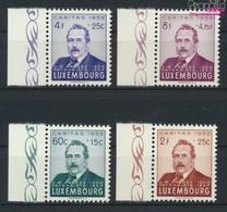 Luxemburg 501-504 (kompl.Ausg.) Postfrisch 1952 Caritas (9256403 - Ungebraucht