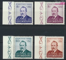 Luxemburg 501-504 (kompl.Ausg.) Postfrisch 1952 Caritas (9256404 - Luxemburg