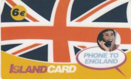 Spain - Island Card - Espagne