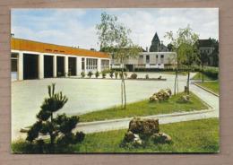 CPSM 77 - VOULX - Groupe Scolaire Louis GLEIZAL - TB PLAN Ecole + Village Derrière - France
