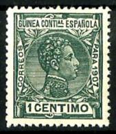 Guinea Española Nº 43 En Nuevo - Spanish Guinea