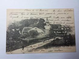 BEAUVOIR SUR MER-vue Generale De La Butte - Beauvoir Sur Mer