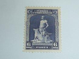 TIMBRE DE TURQUIE 1929 N°747 - POSTA TURKIYE CUMHURIYETI STAMPS - LOT DE TIMBRES - (AF) - Ungebraucht
