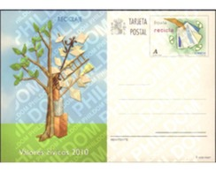 Ref. 368119 * MNH * - SPAIN. 2010. CIVIC VALUES . VALORES CIVICOS - Environment & Climate Protection