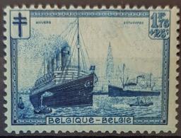 BELGIUM 1929 - MLH - Sc# B97 - Neufs