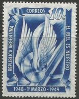 Argentina - 1949 Argentine Railroad MNH **   Sc 584 - Argentina