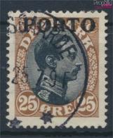 Dänemark P6 Gestempelt 1921 Portomarken (9342884 - 1913-47 (Christian X)