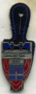 Insigne Sapeur Pompier,06 ANTIBES___drago - Firemen